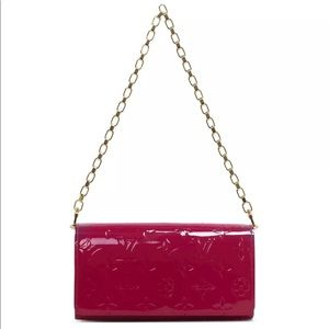 Wallet on chain Indian Rose Louis Vuitton new